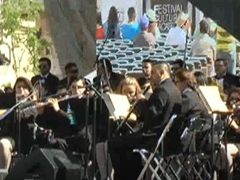 Banda Sinfónica de Zacatecas exige derechos laborales