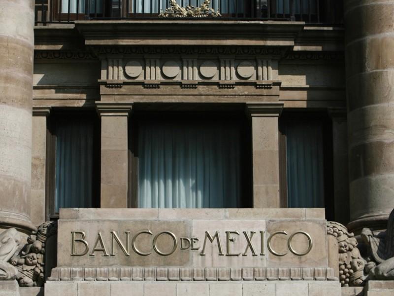 Banxico deja en 7.75% tasa de referencia