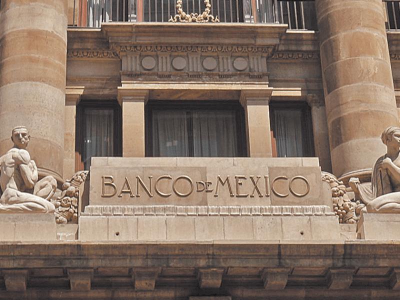 Banxico eleva su tasa de interés a 4.25%