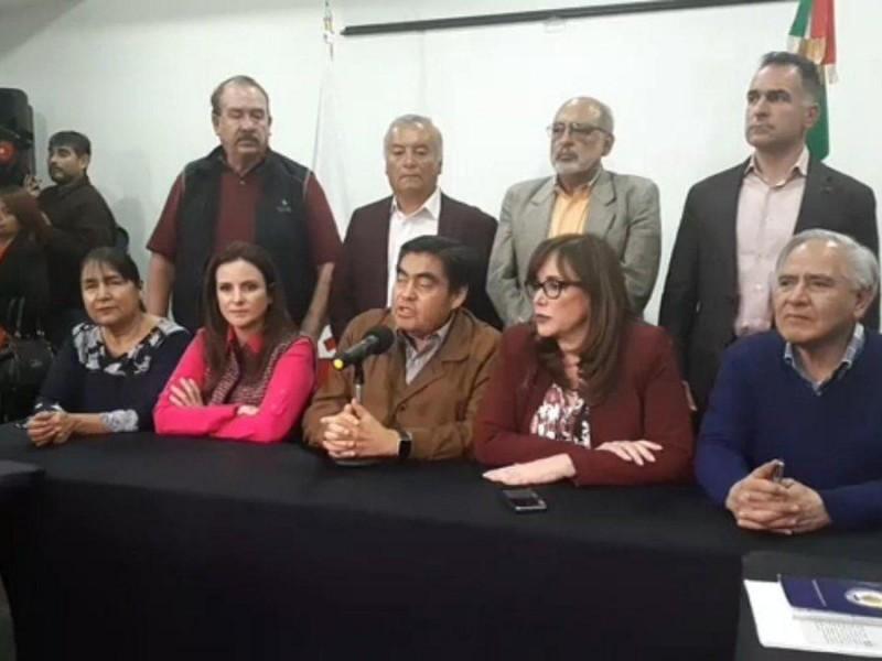 Barbosa de nuevo candidato de Morena para gubernatura
