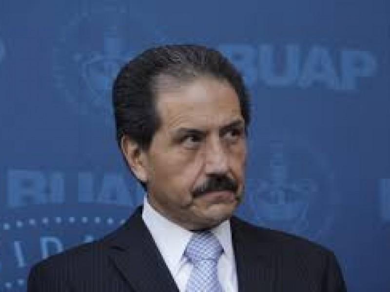 Barbosa: El rector de la BUAP ocupa al consejo universitario