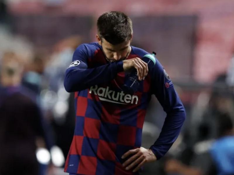 Barcelona cae humillado por 8-2 ante el Bayern Múnich