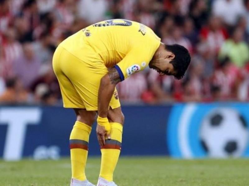 Barcelona inicia la Liga con derrota en Bilbao