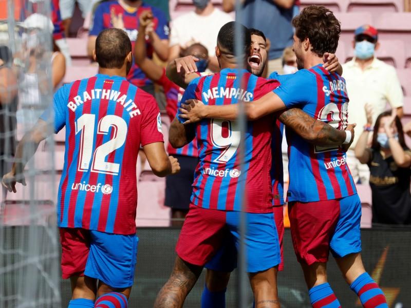 Barcelona mantiene su invicto venciendo al Getafe