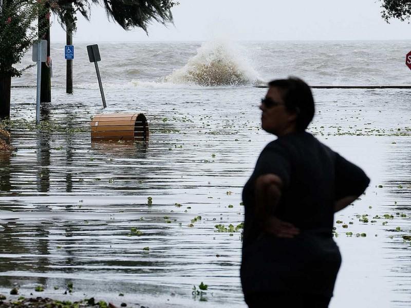 'Barry' se degrada a tormenta tropical