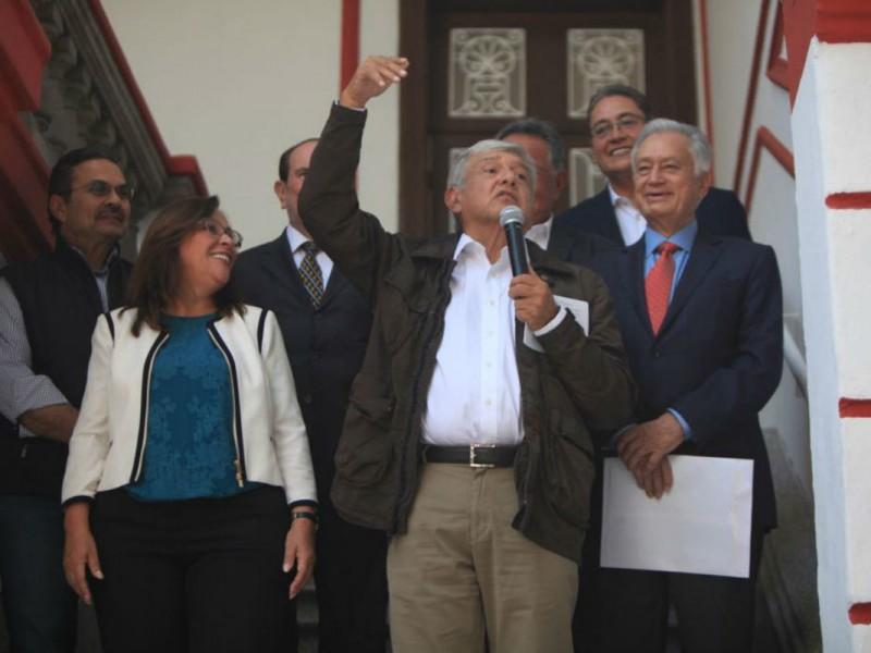 Bartlett para CFE y Romero para Pemex: AMLO