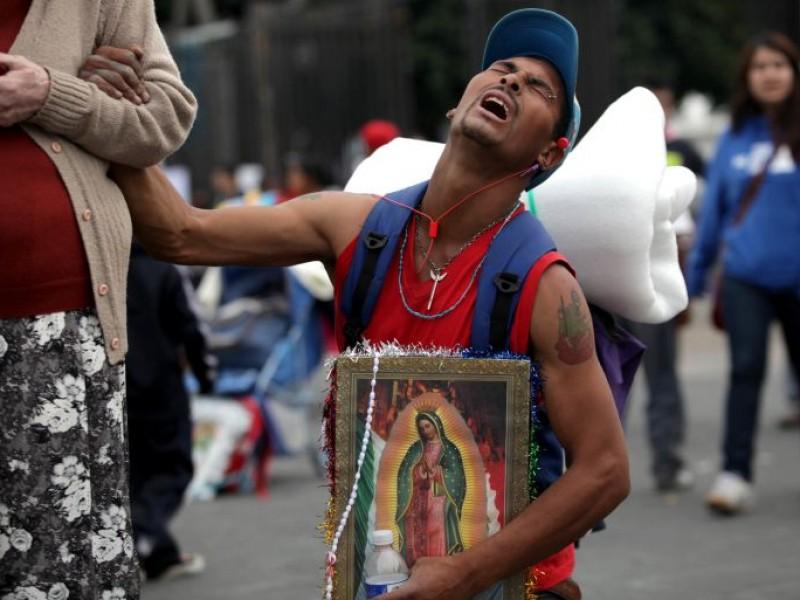 Basílica de Guadalupe estará abierta 11 y 12 de diciembre