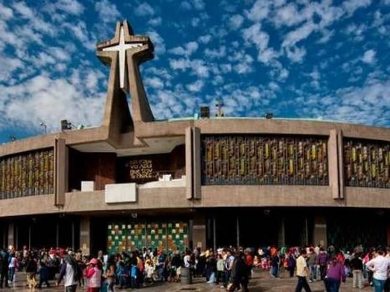 Basílica de Guadalupe será cerrada el 12 de diciembre