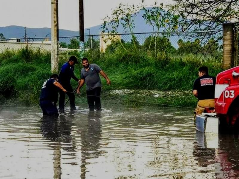 Basura en afluentes y alcantarillas principal problema de inundaciones