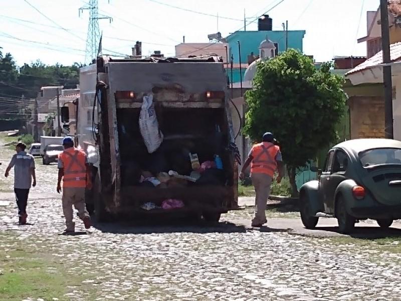 Operativo del Pichón no afectará recolección de basura