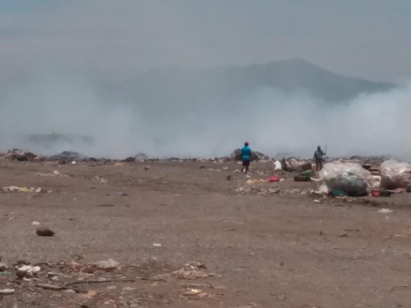 Basurero de Tehuantepec opera de forma irregular