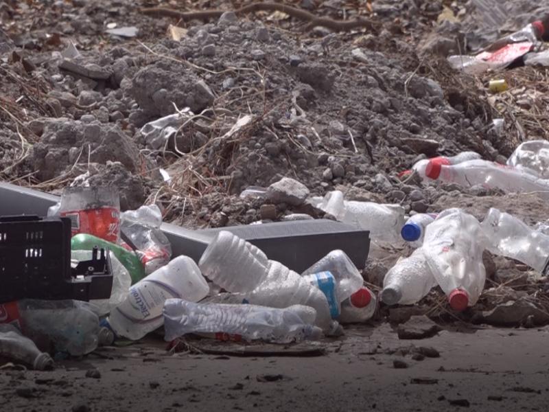 Basureros clandestinos en aumento tras fallas en recolección de basura