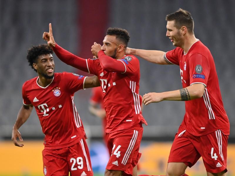 Bayern y City golearon en primera jornada de Champions League