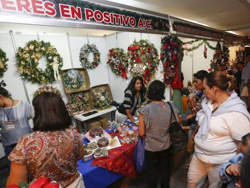 Bazar navideño incluye productos hechos en cárceles