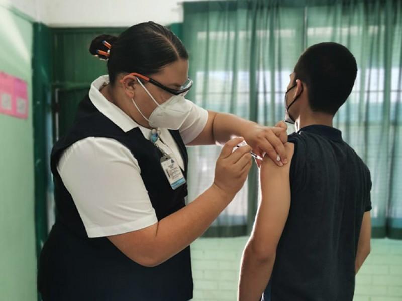 BCS es segundo estado con mayor cobertura de vacunación
