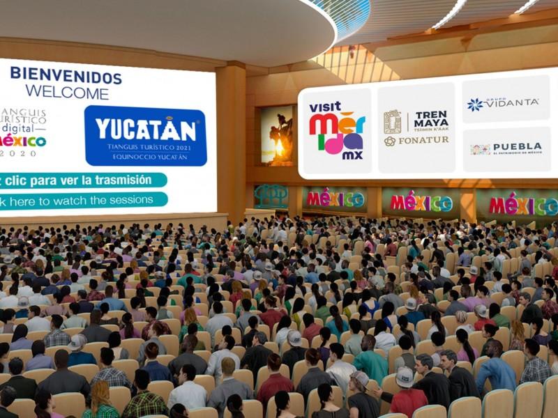 BCS presente en el primer Tianguis Turístico Virtual