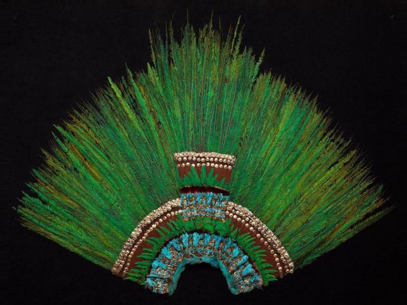 Beatriz Gutiérrez busca préstamo del Penacho de Moctezuma desde Austria