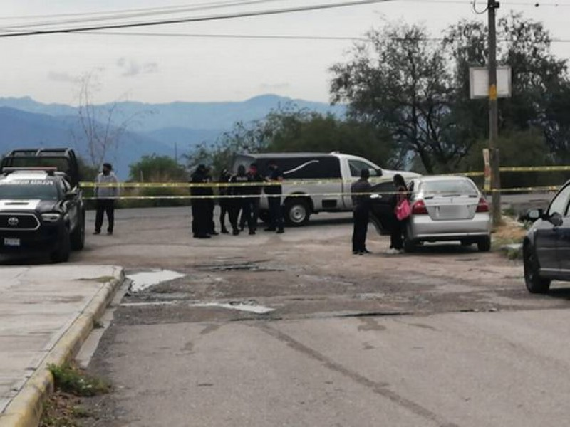 Bebé muere a bordo de un vehículo en Tehuacán