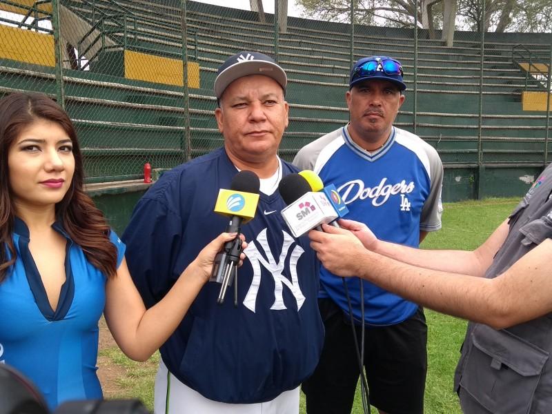 Beisbolistas Michoacanos en contra de