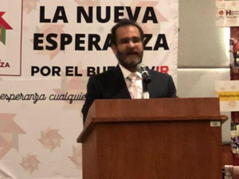 Bejarano apoyará recaudación para fideicomiso de Morena