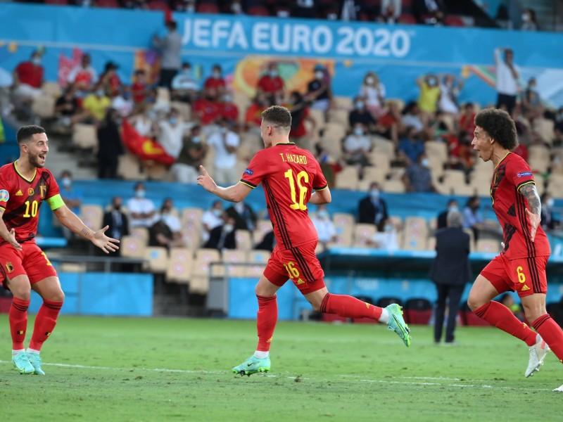 Bélgica deja fuera a Portugal. Habrá nuevo campeón de Europa