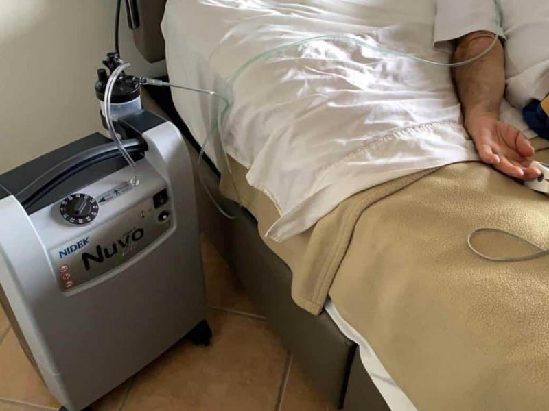 Benefician a 345 personas con préstamo de concentradores de oxigeno