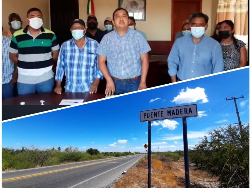 Beneficio de parque industrial genera división en San Blas Atempa