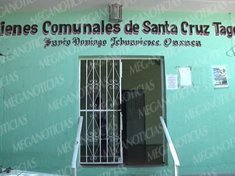 Beneficios laborales dejan empresas a comuneros de Tehuantepec