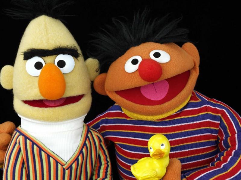 Beto y Enrique de 'Plaza Sésamo' eran pareja