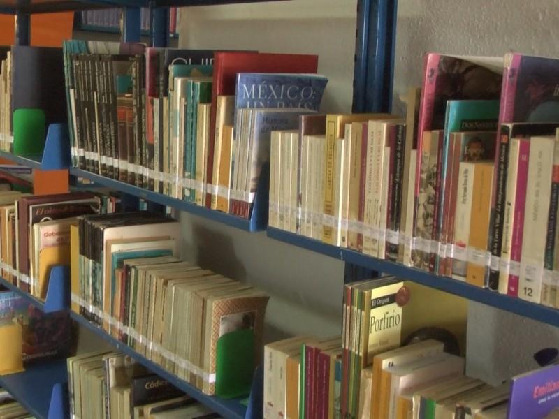 Bibliotecas públicas en el abandono total