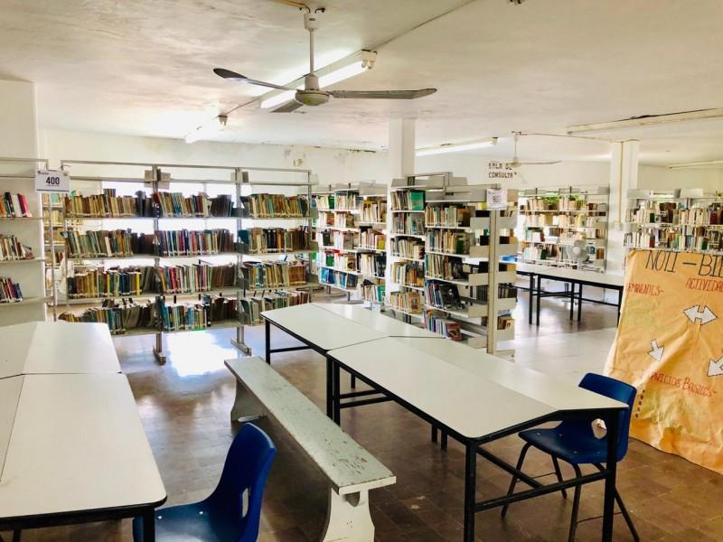 Bibliotecas públicas entregarán a domicilio