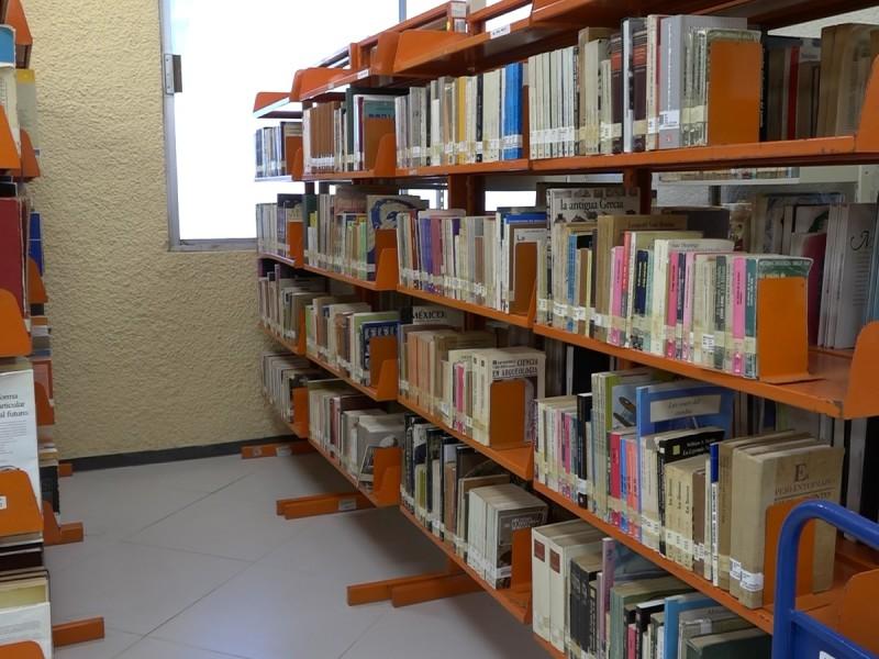 Bibliotecas se adaptan a la pandemia