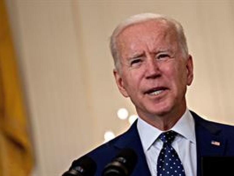 Biden aprobado con el 50 por ciento, flaquea en Migración