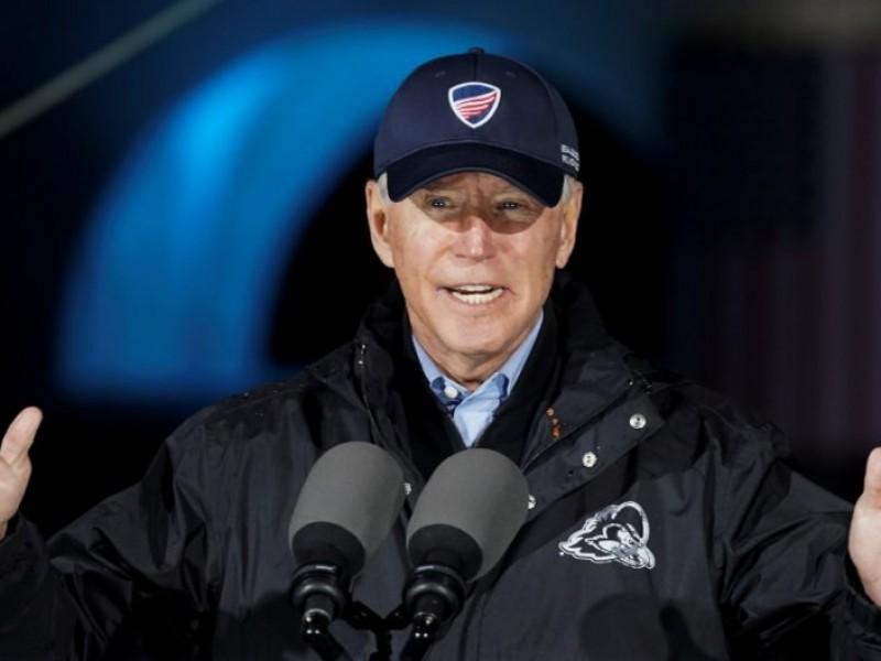 Biden roza la victoria; el candidato hace planes