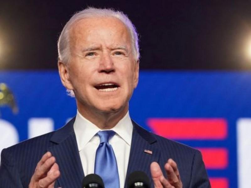 Biden se reúne con altos directivos y líderes sindicales
