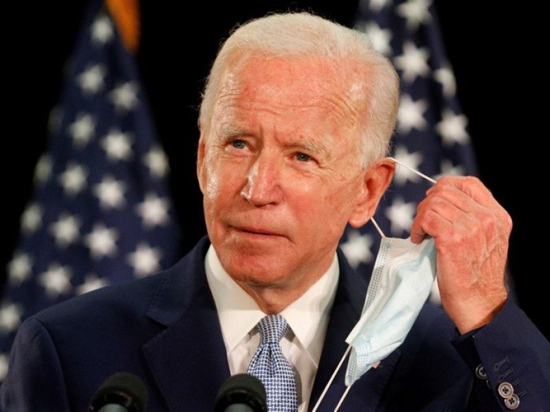 Biden supera en Pensilvania por 17.012 papeletas a Trump