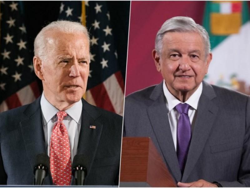 Biden y AMLO hablan por teléfono sobre migración y Covid-19