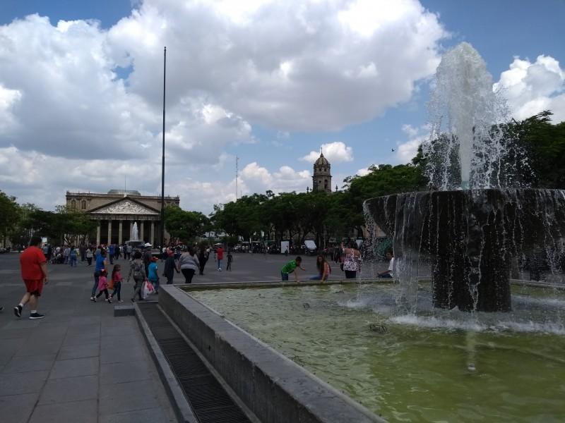 Bienvenido turistas a Guadalajara
