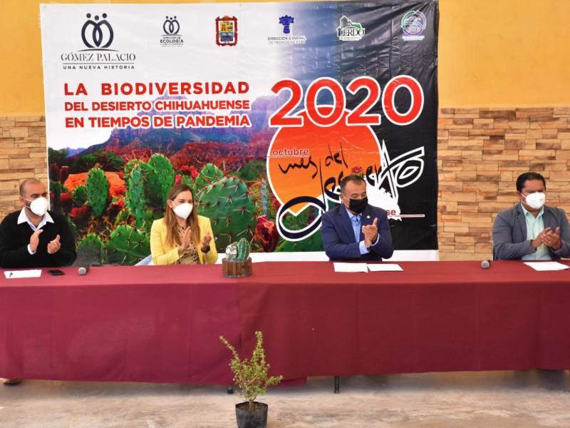 Biodiversidad en Tiempos de Pandemia
