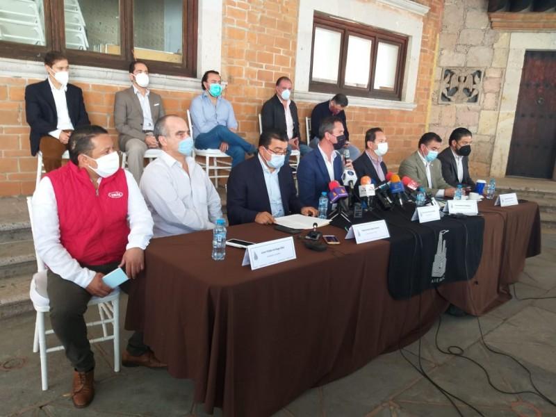 Bloque de empresarios presentará denuncia contra autoridades omisas
