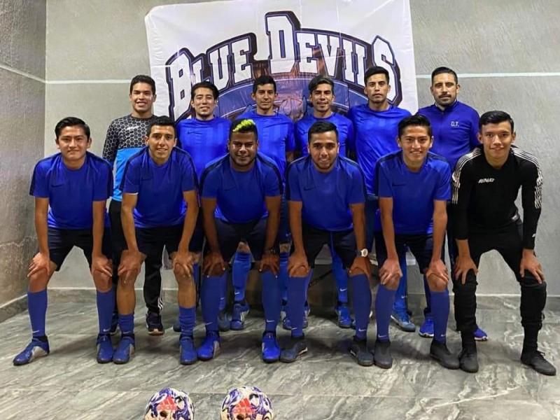 Blue Devils Peleará por el Campeonato Nacional de Xalapa