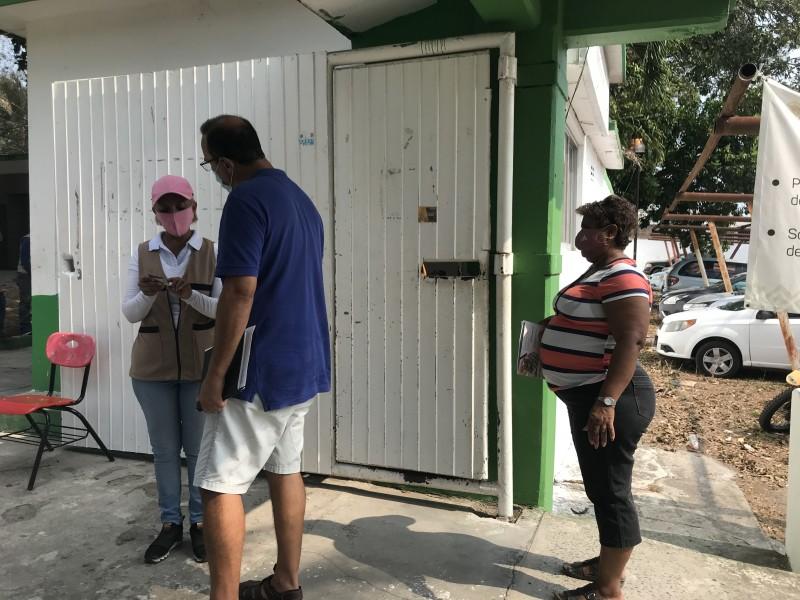 Boca del Río lleva 24% avance en vacunación de 50-59
