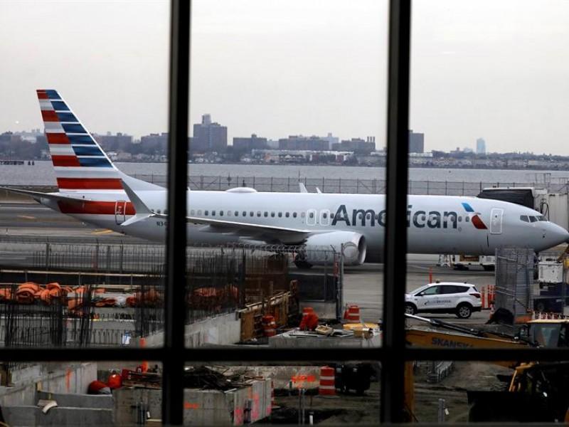 Boeing paraliza las entregas del modelo 737