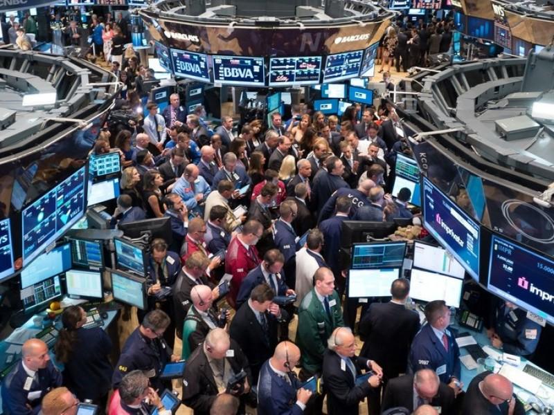 Bolsa de Nueva York opera con ligeras pérdidas