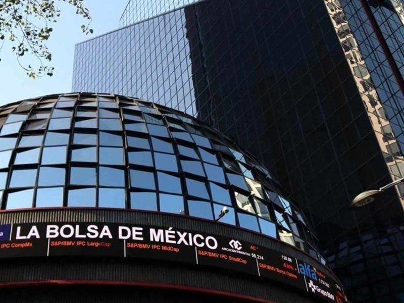 Bolsa Mexicana de Valores concluye sesión; no aclara suspensión