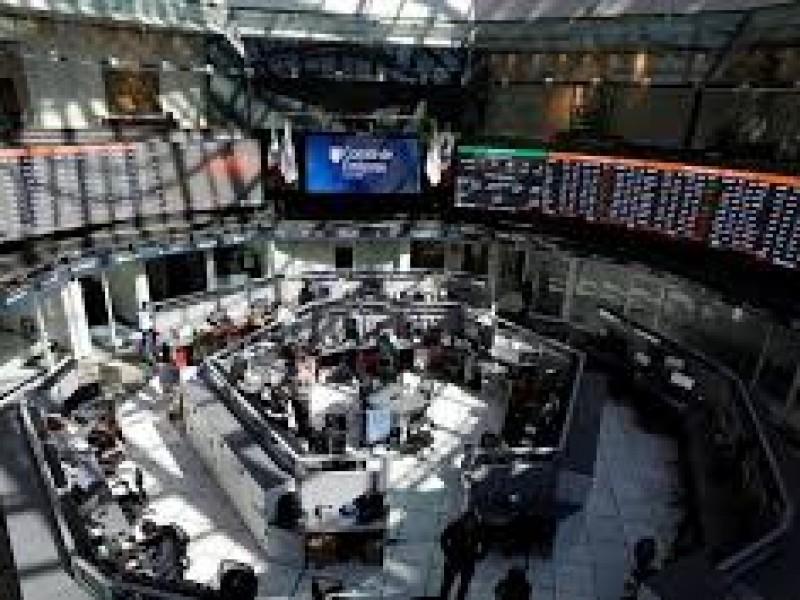 Bolsa Mexicana de Valores vuelve a arrancar con pie izquierdo