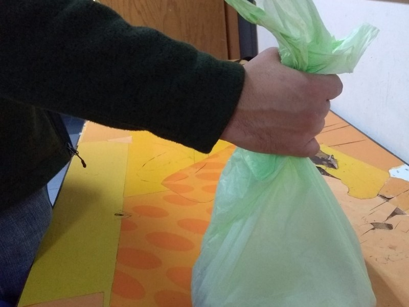 Durango se une contra bolsas de plástico