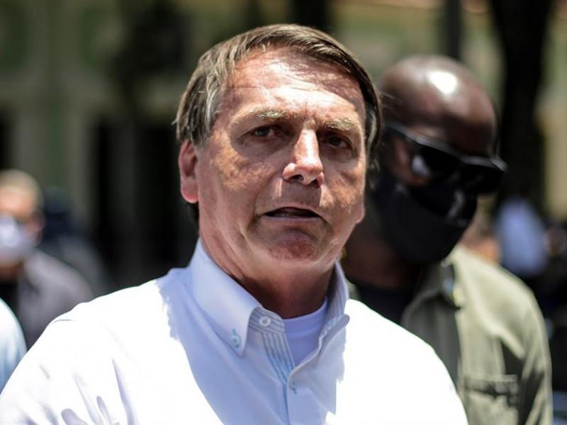 Bolsonaro acusa fraude en elecciones de Estados Unidos
