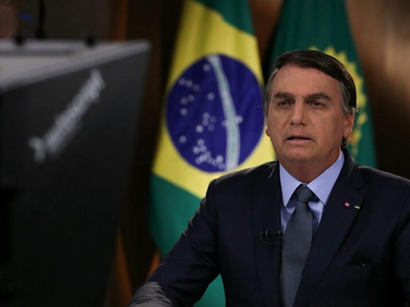 Bolsonaro asegura que no comprará vacuna china contra Covid-19