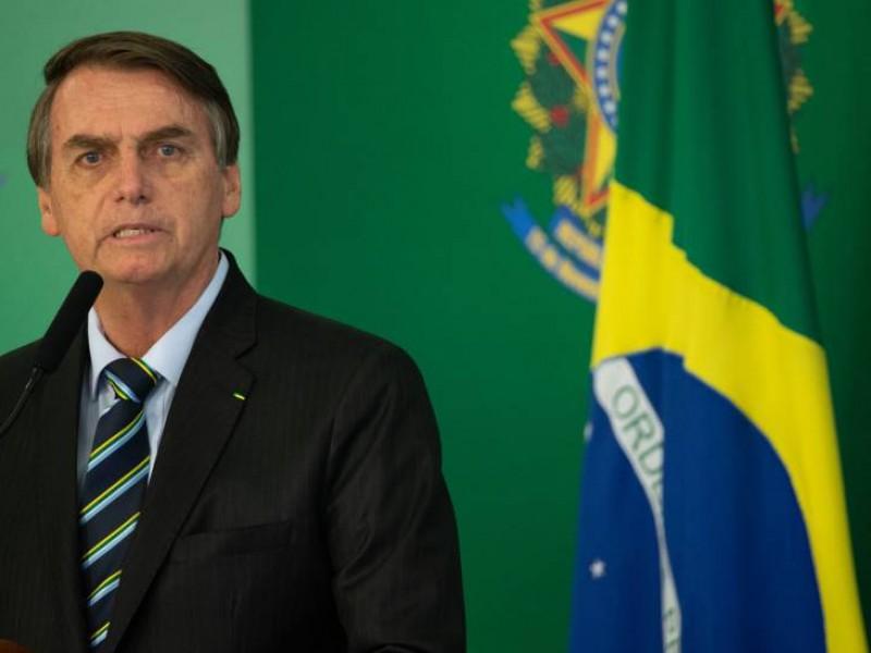 Bolsonaro recurrirá a los militares para garantizar orden